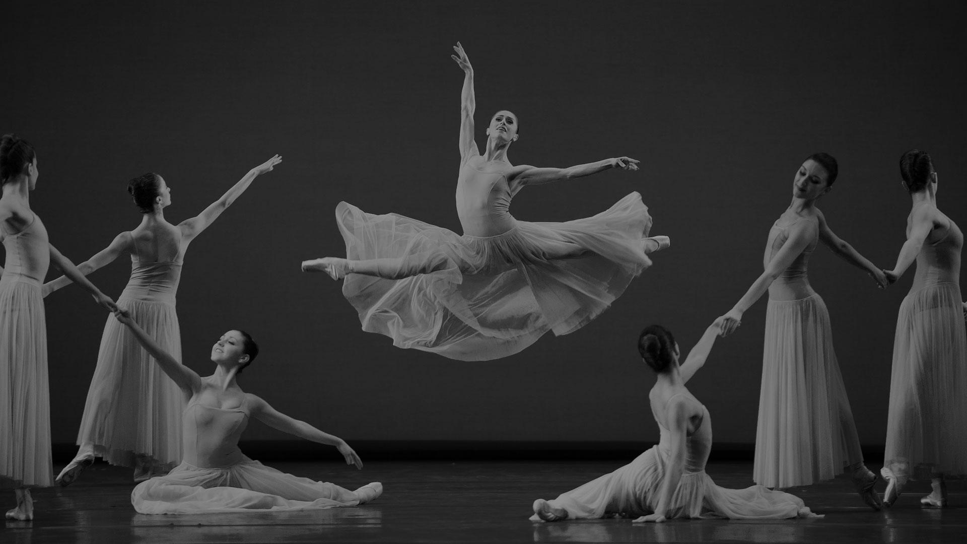 Ρεπερτόριο Κλασικού Χορού